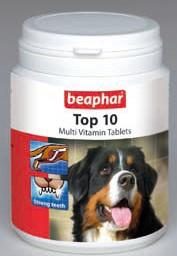 Витамины и добавки в рационе собак